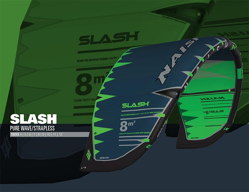 2019NaishKite Slash - Naish Kiteboarding launch 2019 season