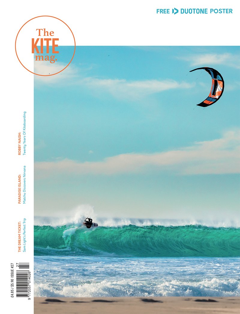 27 cover - THEKITEMAG ISSUE #27