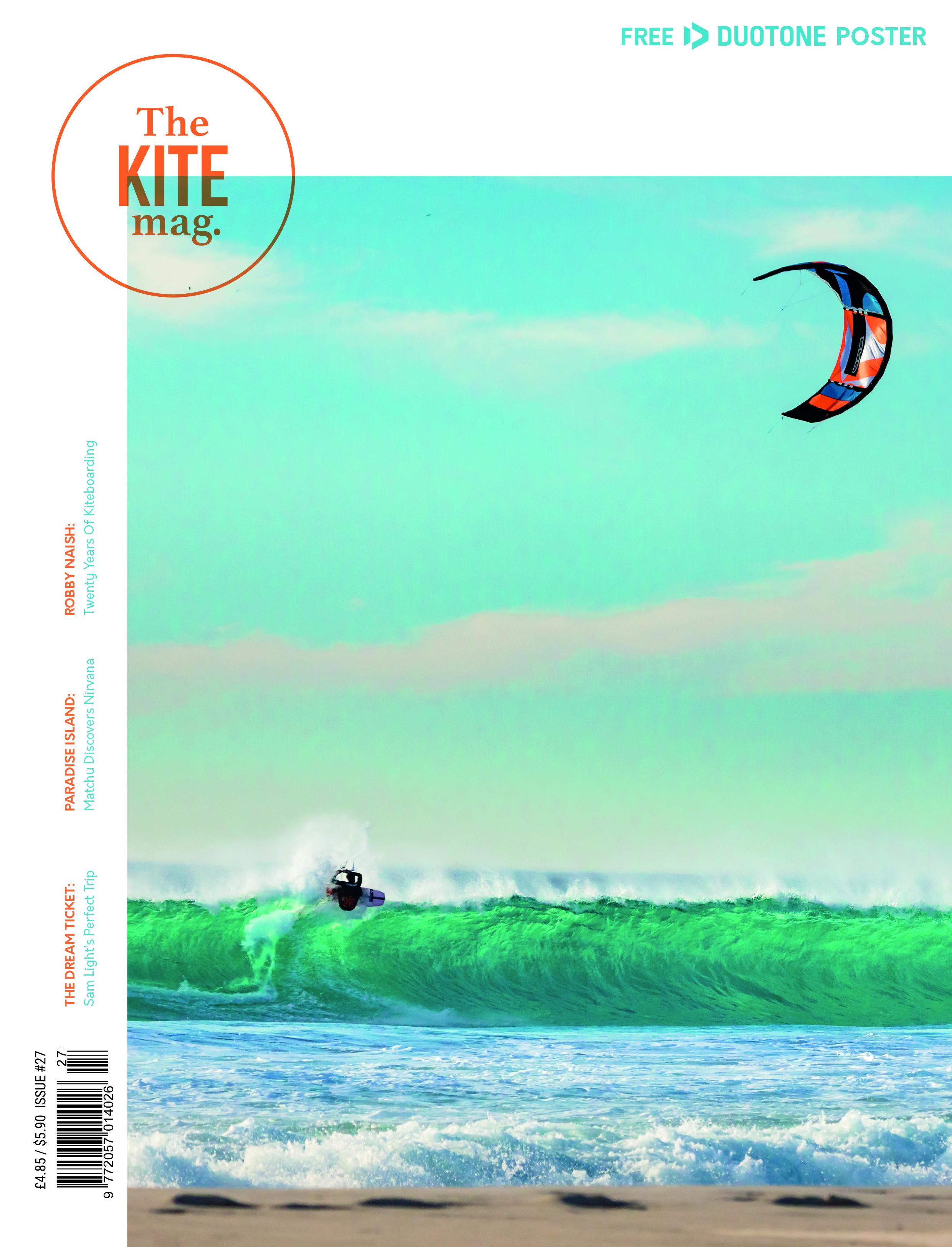 TKM 27 Cover - TheKiteMag - Française