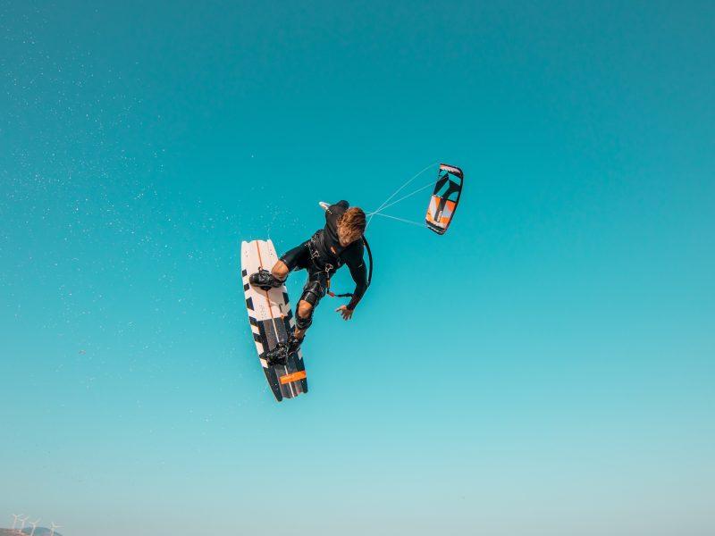 Julien Leleu Kiteboarding