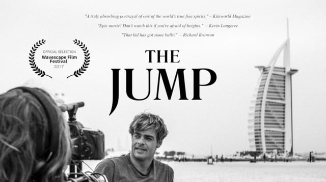 the jump featuring nick jacobsen - THE JUMP featuring Nick Jacobsen