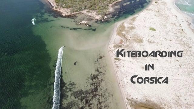 kiteboarding in corsica - Kiteboarding in Corsica
