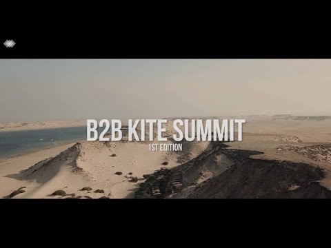 the b2b kite summit in dakhla - The B2B Kite Summit in Dakhla
