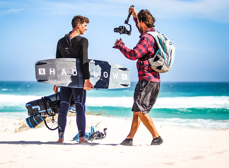 CApe Town 2 2 - TWENTY: Making a Kite Movie