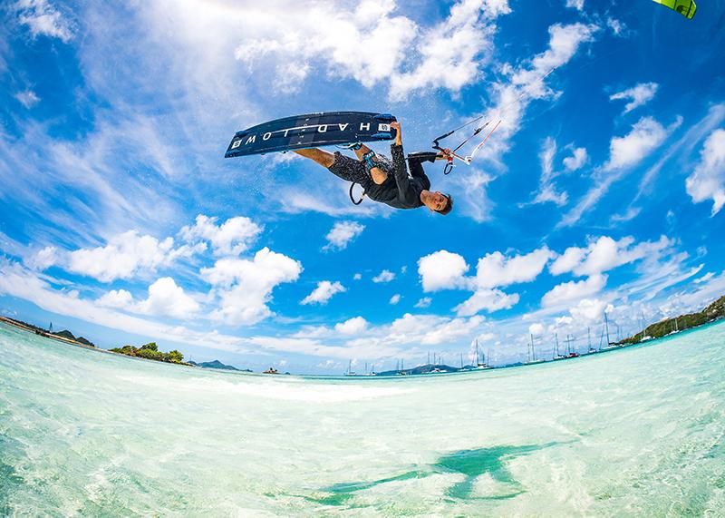 Caribbean 2 2 - TWENTY: Making a Kite Movie