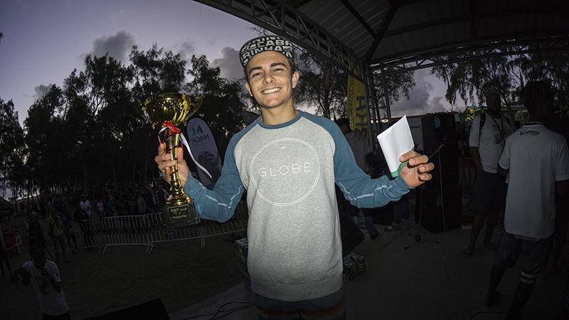 DSC01300 Winner Simon Lamusse Pic Ollie J - Aussie Exploration: Rodrigues