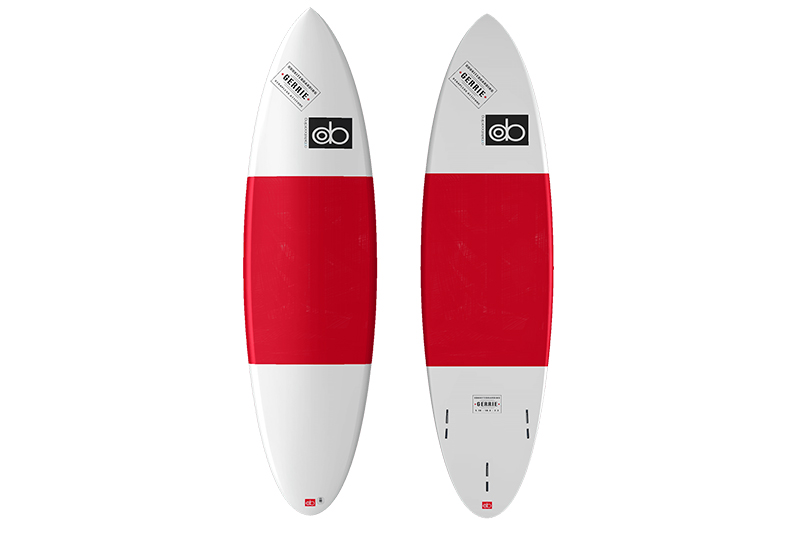 gerrie series pro kiteboard - Tell Me About It: ODO