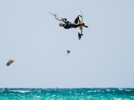 kitesurf mauritius 450x334 - Kitesurf Mauritius