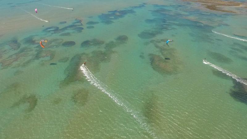 surfinsemfin kitesurf adventures lagoon - Unique adventures for your next kiting holiday