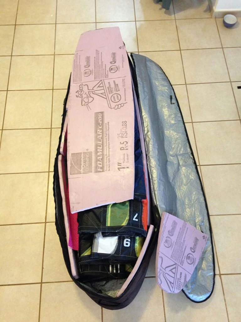 Board Bag Blog 11 Small 768x1024 - How To Make A Solid Travel Proof Board Bag