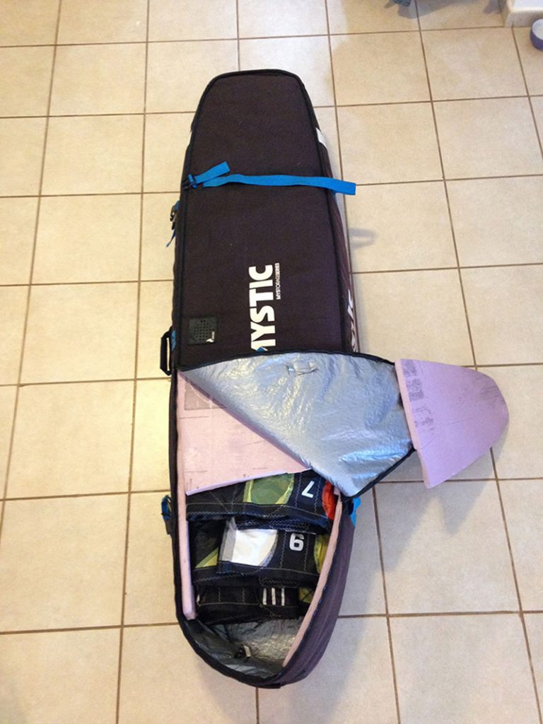 Board Bag Blog 12 Small 768x1024 - How To Make A Solid Travel Proof Board Bag