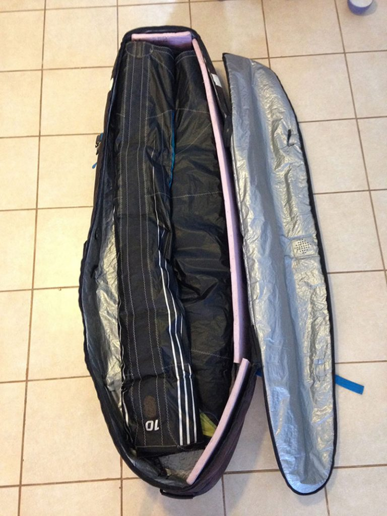 Board Bag Blog 6 Small 768x1024 - How To Make A Solid Travel Proof Board Bag