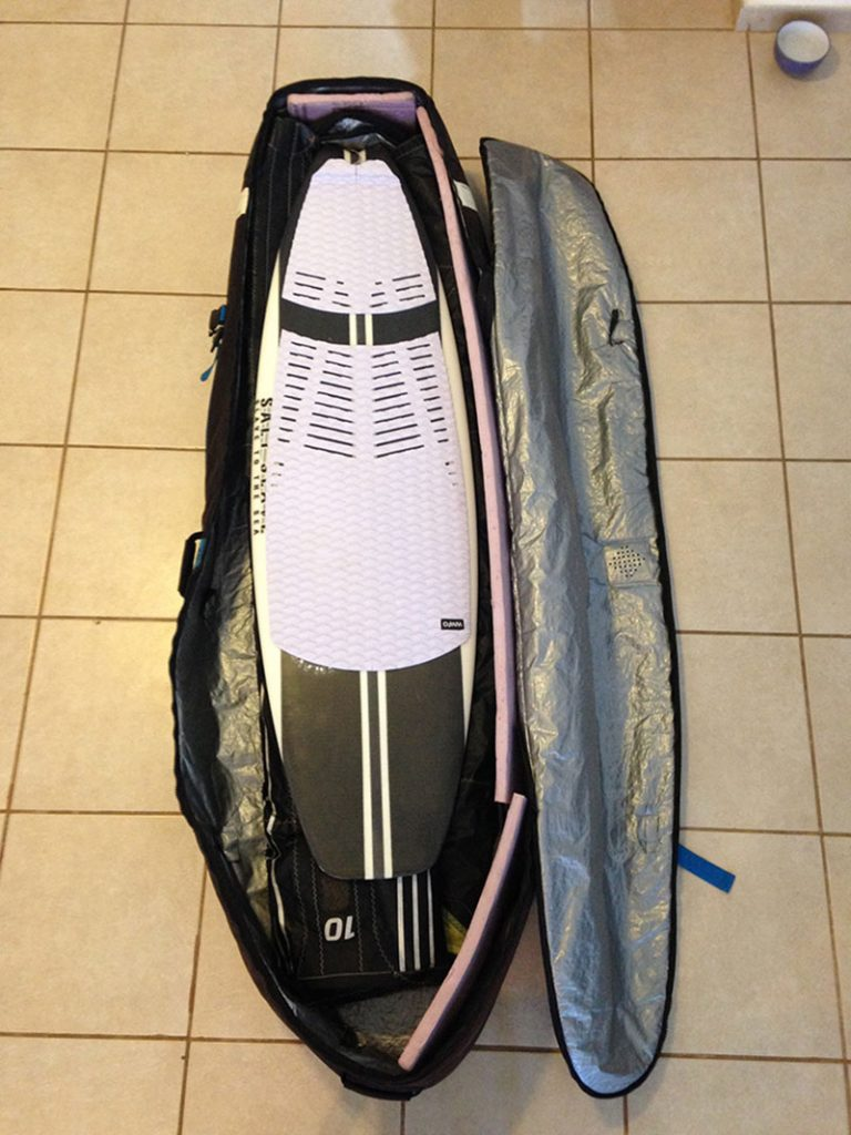 Board Bag Blog 7 Small 768x1024 - How To Make A Solid Travel Proof Board Bag