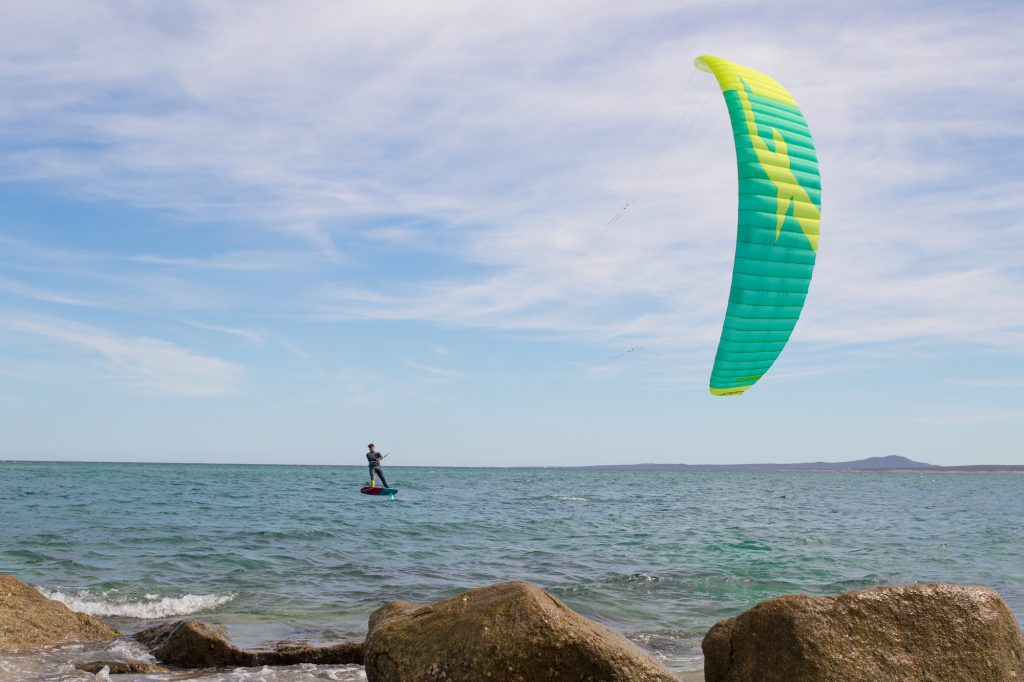 connor 53 1024x682 - New kite: F-ONE HALO