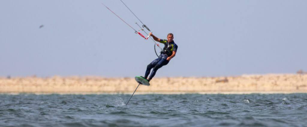 Dakhla foiling 1024x425 - Kite Foiling Destinations