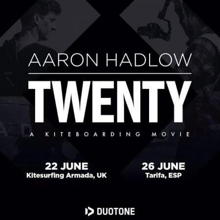 aaron hadlow twenty premiere dat 450x450 - Aaron Hadlow TWENTY - Premiere Dates