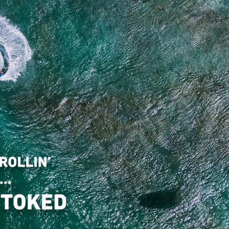 keep rollin get stoked header 450x450 - Flysurfer release the new STOKE kite and FORCE Control Bar