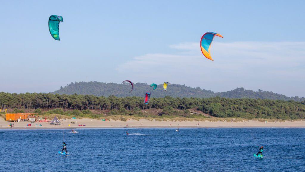 portugal kitesurf foil 1024x576 - Kite Foiling Destinations