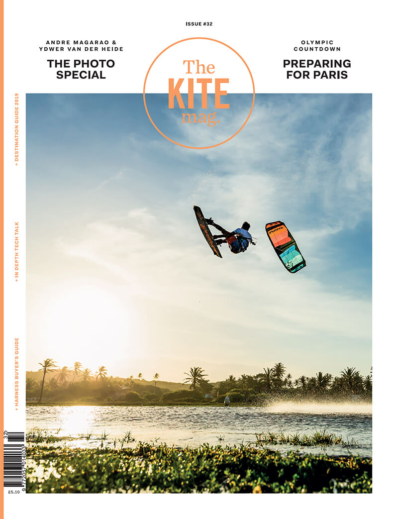 32 cover - THEKITEMAG ISSUE #32