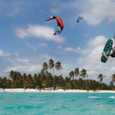 Kitesurf Cabarete 450x450 - Top Kite Spots of the Caribbean