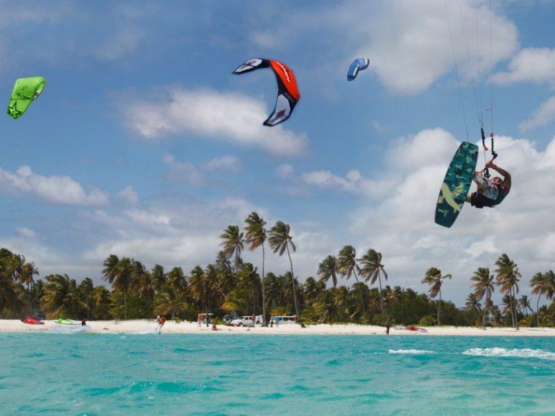 Kitesurf Cabarete 800x600 - Top Kite Spots of the Caribbean