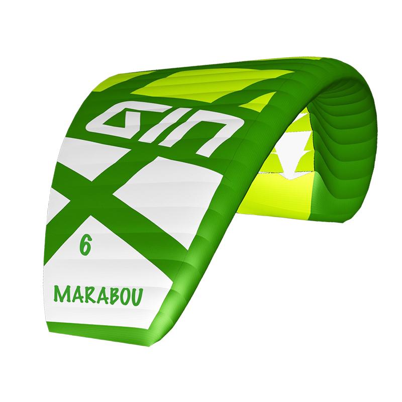 gin marabou prof - GIN Marabou