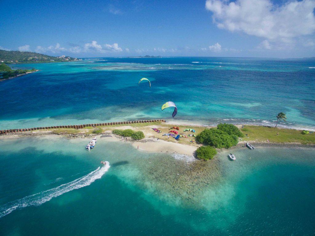 kiteboarding cruise grenadines 1 of 47 1024x767 - Top Kite Spots of the Caribbean