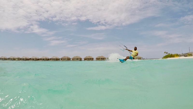 kitesurf travel maldives 800x451 - Top 5 luxury island kitesurf holidays