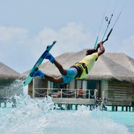 kitesurfing travel holiday maldives 450x450 - Top 5 luxury island kitesurf holidays