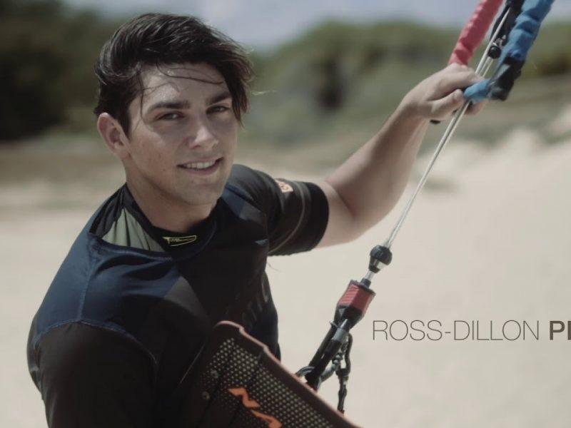 naish welcomes ross dillon playe 800x600 - Naish Welcomes Ross-Dillon Player