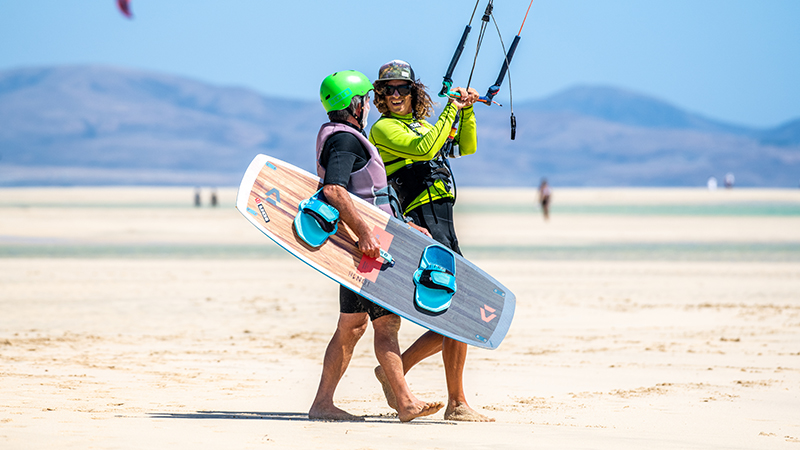 Ion club kite lessons Fuerte copy - ION Club - Various Destinations