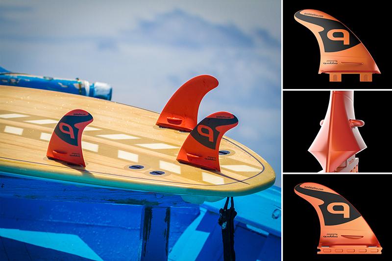 SLpromofinal - Win a set of QUOBBA fins!