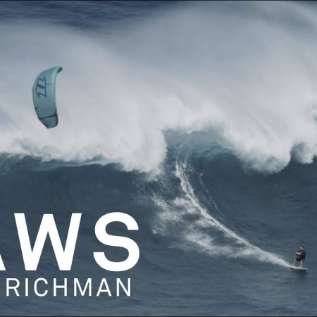 jesse richman ripping at jaws 450x450 - Jesse Richman Ripping at Jaws