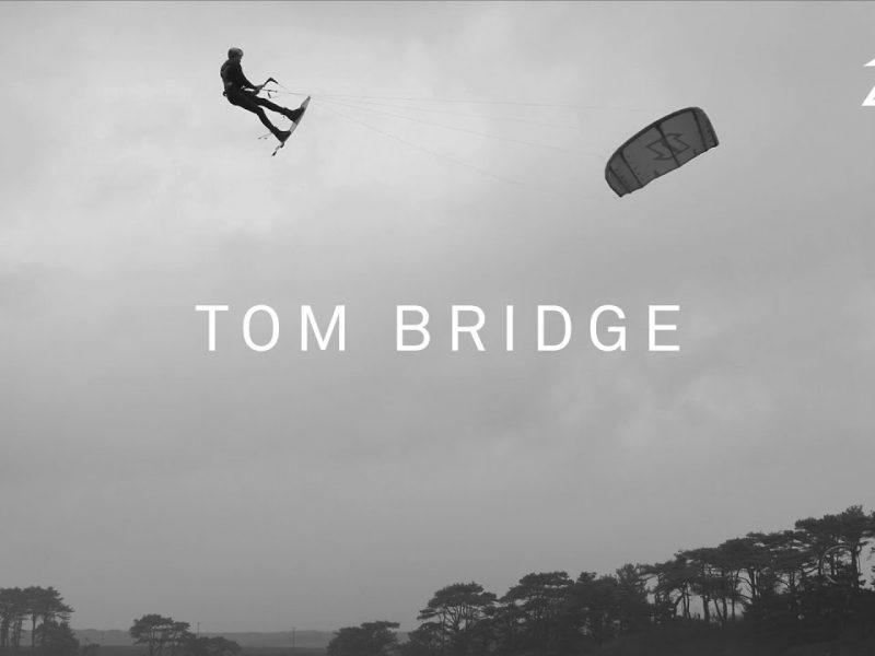 tom bridge joins north kiteboard 800x600 - Tom Bridge joins North Kiteboarding team