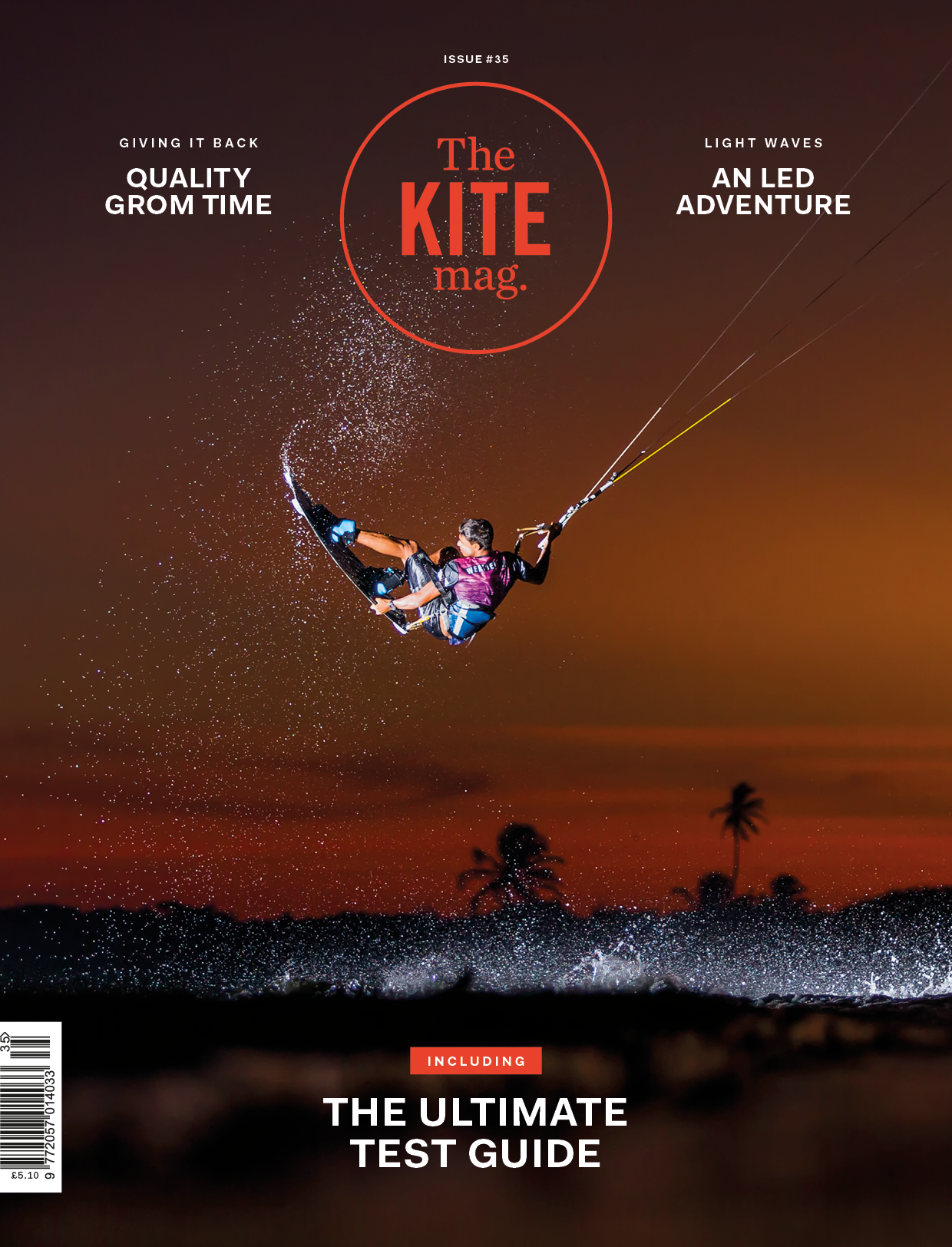 191218 TKM EN COVER 35 FINAL - THEKITEMAG ISSUE #35