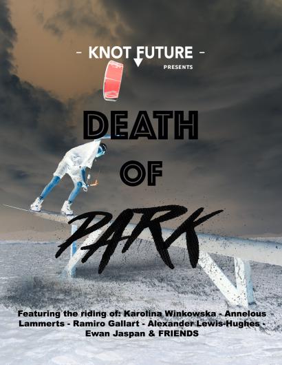 DOP 410x530 - Death of Park