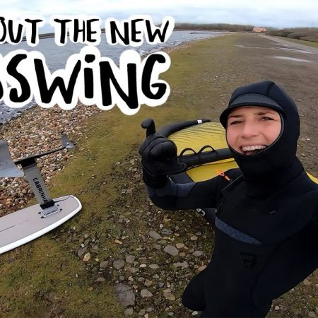 trying out the new crosswing 450x450 - Trying out the new Crosswing