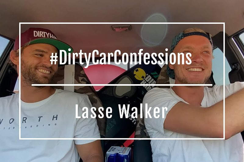 Dirty Car Confessions #4 Lasse Walker KOTA
