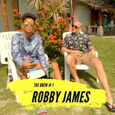 the brew 1 robby james 450x450 - The Brew #1: Robby James