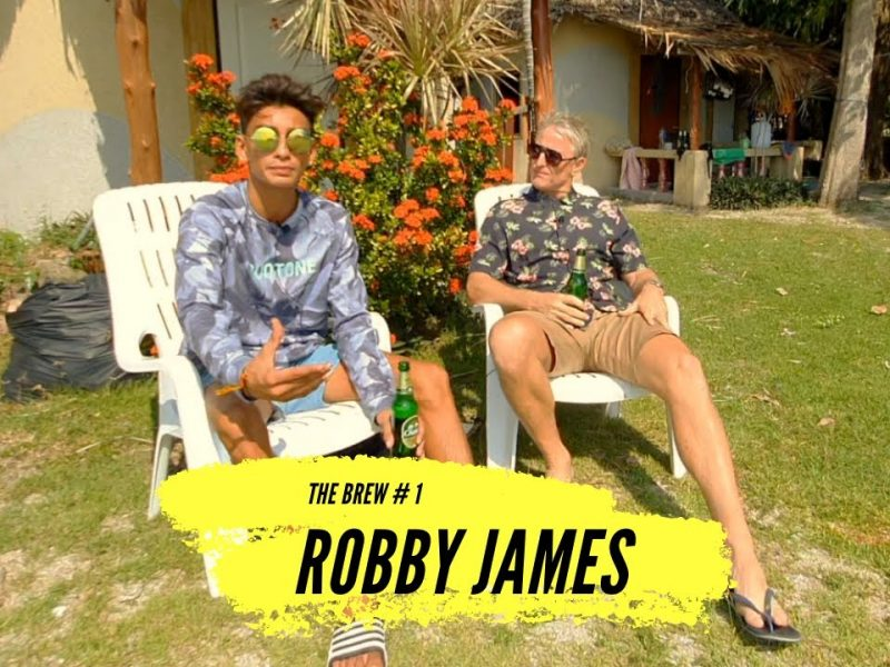 the brew 1 robby james 800x600 - The Brew #1: Robby James