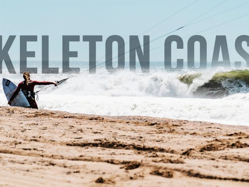 kitesurfing the skeleton coast 800x600 - Kitesurfing the Skeleton Coast