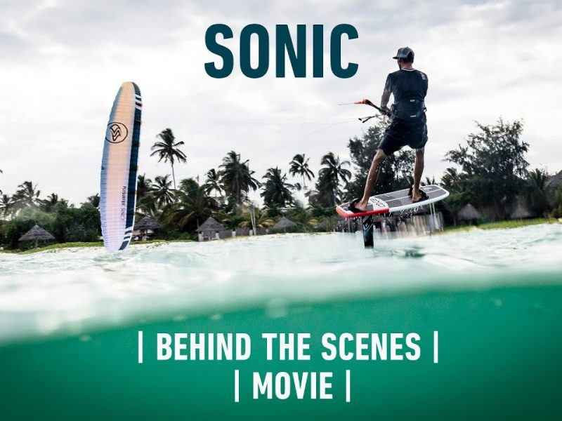 sonic behind the scenes 800x600 - SONIC ... Behind the Scenes