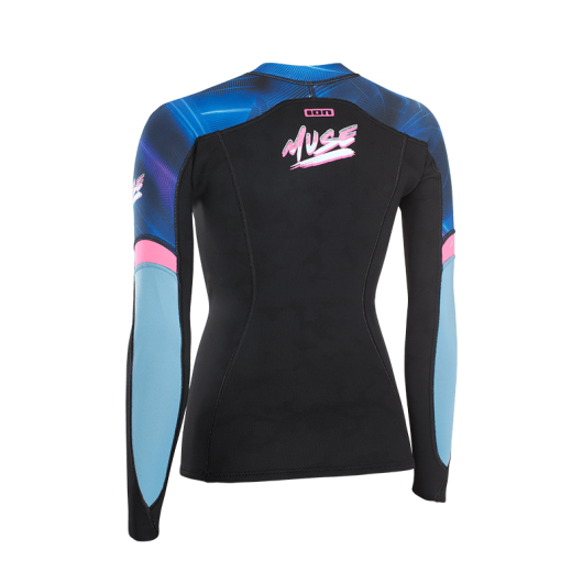 48203 4222 Muse Neo Zip Top 1 5 DL FL black capsule back 530x530 - ION MUSE CAPSULE COLLECTION 2020