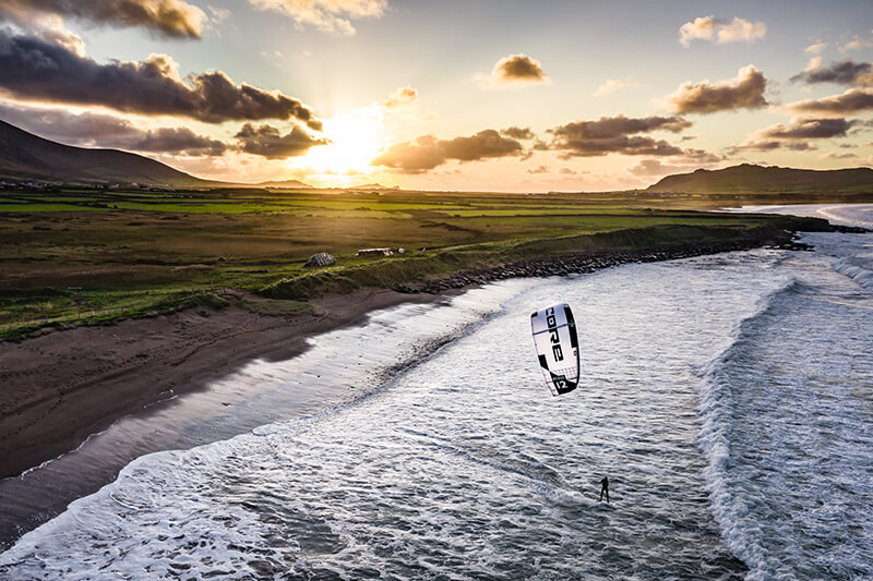 CORE Kiteboarding Nexus 2 LuPi DJI 0219 RGB 72dpi Lukas Pitsch 1 - CORE NEXUS 2 - just released!