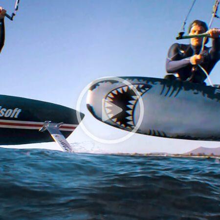 flysurfer 1 450x450 - Back in the Days - Sardegna Trip