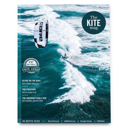 Cover mockup square 1200px tiny 450x450 - THEKITEMAG ISSUE #37