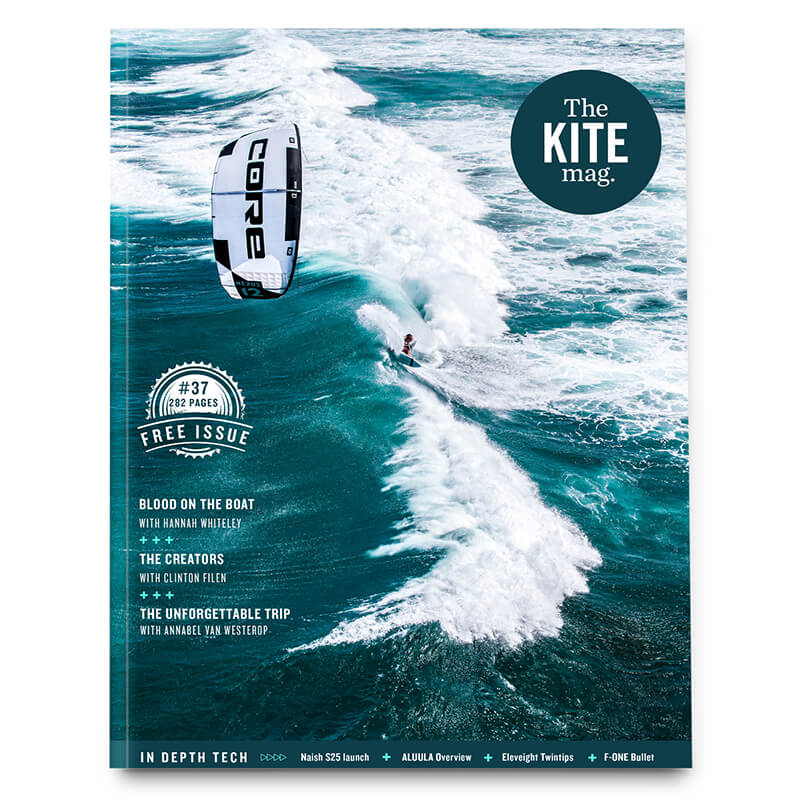 Cover mockup square 1200px tiny - THEKITEMAG ISSUE #37