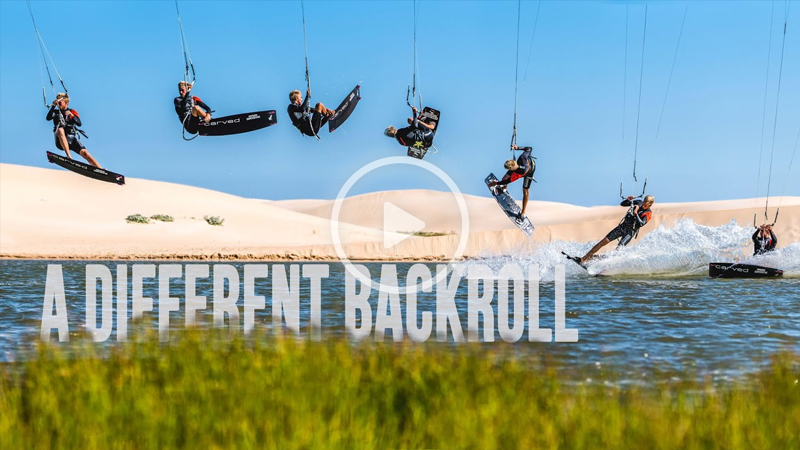 backroll - Be DIFFERENT | Try this backroll // SA Masterclass