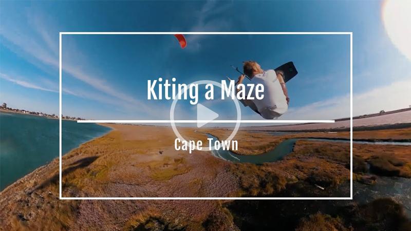 maze - Kiting a Maze - Nick Jacobsen & Graham Howes