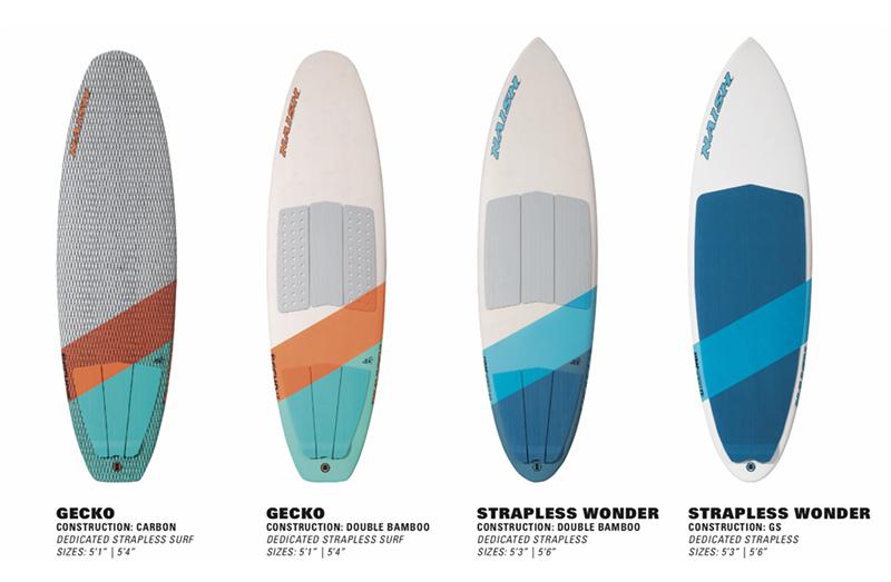 naish boards2 - SAY ALOHA TO THE NEW S25 SURFBOARDS